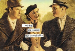 Lebenshilfe durch Postkarten
