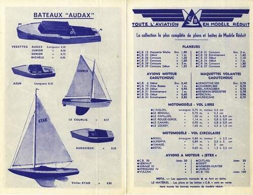 C.B.23 de Chalange & Bonnet