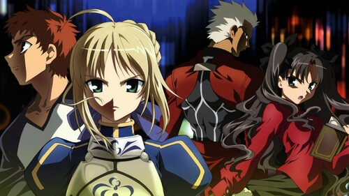 53 - Fate/stay night