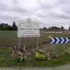 Debut du Vignoble au sud de Pessac
