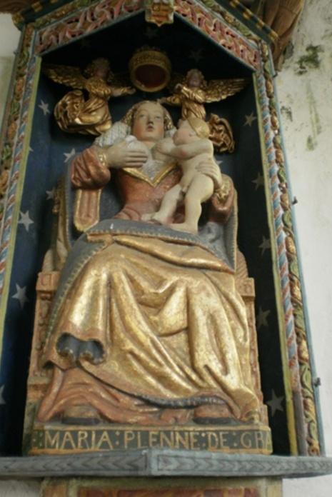 Vierge allaitante (2)