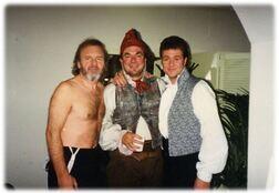 Colm, Alun, Michael 1995