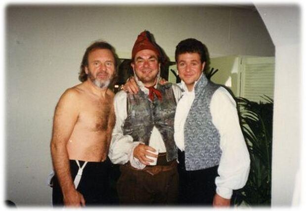 Colm Wilkinson, Alun Armstrong, Michael Ball  1995