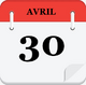 Le 30 avril...