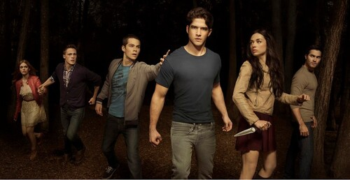 Présentation #7 Teen Wolf
