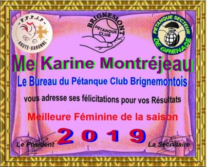 ASSEMBLÉE GÉNÉRALE ORDINAIRE 2019.