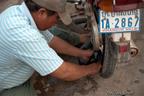 Kampot - vulcanisation