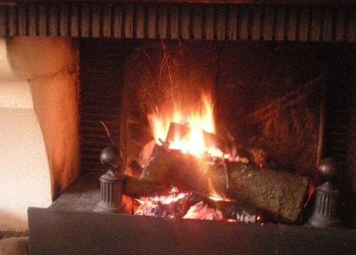 """Histoire de ....""""cheminée"""" ..."""