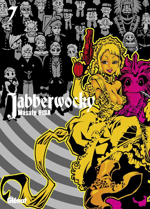 Jabberwocky - Tome 07 - Masato Hisa