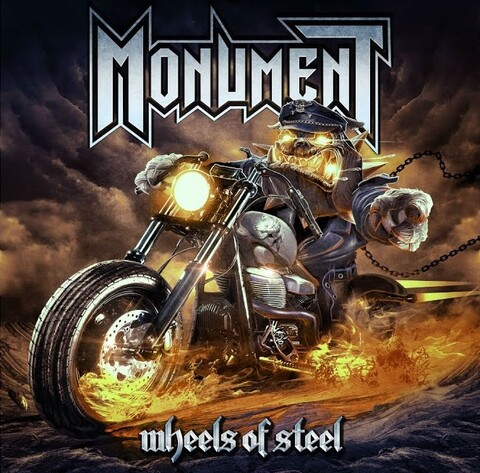 """MONUMENT - """"Wheels Of Steel"""" (Clip)"""