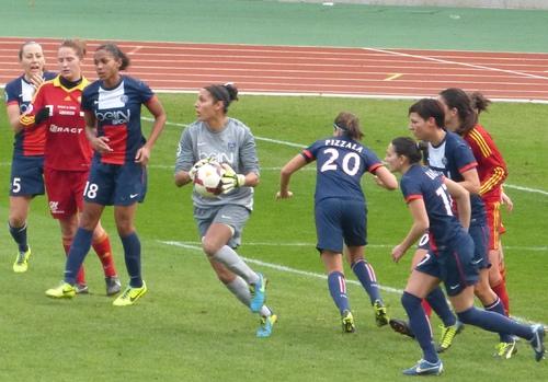 PSG - Rodez (7 - 0 - football féminin) 1er décembre 2013