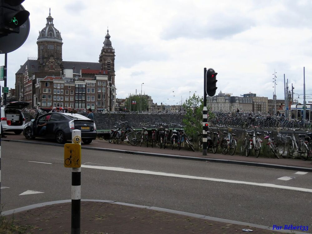 Amsterdam en Hollande
