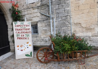 TRADITIONS CALENDALES EN PROVENCE 2017