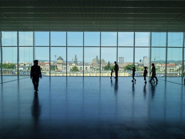 Buren au Centre Pompidou-Metz 20 2011