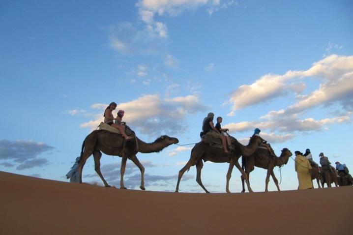 Le désert d'Agafay, un vrai désert à 45 minutes de Marrakech !