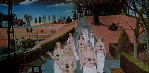 Paul Delvaux : Odyssée d'un rêve