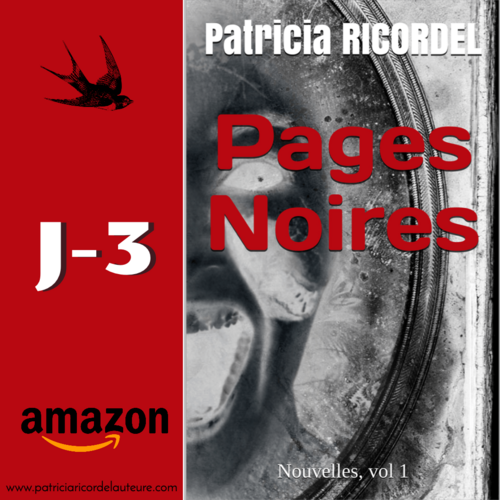 J-3, PAGES NOIRES...