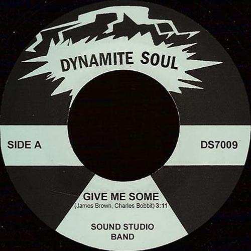 Sound Studio Band : Give Me Some