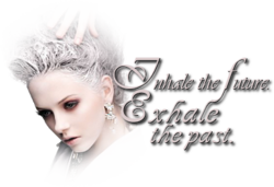 Exhale the past
