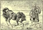 La chevalerie d'Ogier de Danemarche               partie 2
