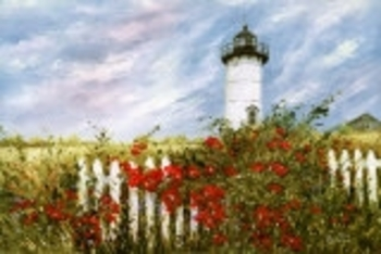 Carlos-Rios-Paysage-avec-phare-Affiches
