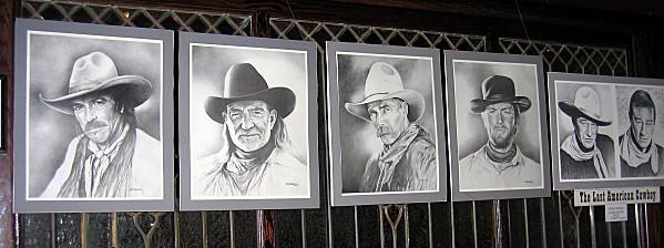 Prescott saloon acteurs