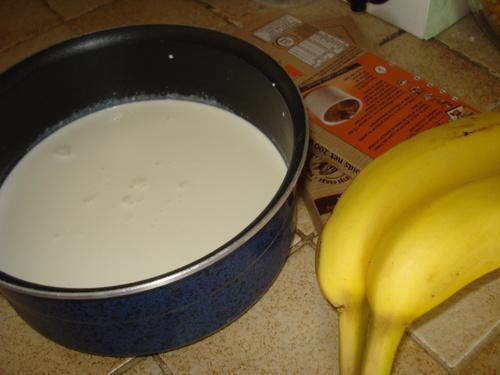 Mon Délice Coco Bananes Chocolat