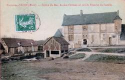 LES REMPARTS DE BUS-SAINT-REMY (Eure)