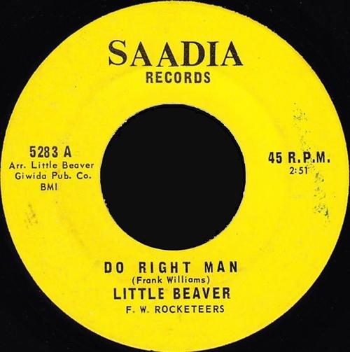 Little Beaver : Do Right Man