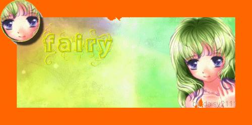 création fairy