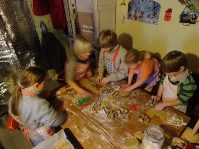 Blog de melimelodesptitsblanpain : Méli Mélo des p'tits Blanpain!, Petits biscuits de Noël!