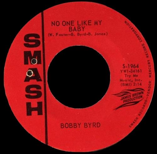 1965 Bobby Byrd Smash Records S-1964 [ US ]