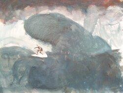 Le surfeur divague