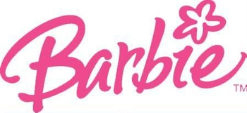 Logo Barbie 5