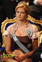 Madeleine Szwecji, laureat Nagrody Ceremonia