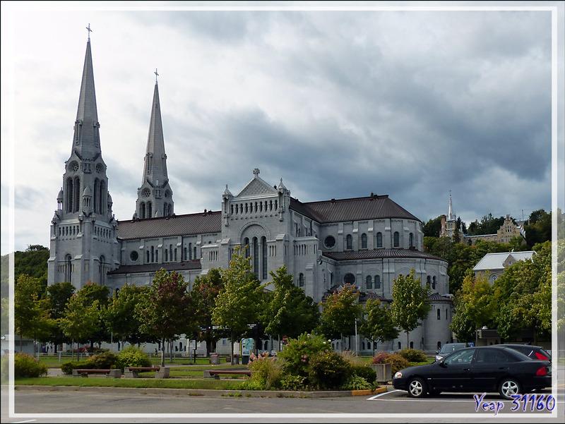 Basilique de Sainte-Anne-de-Beaupré (1934) - Québec - Canada