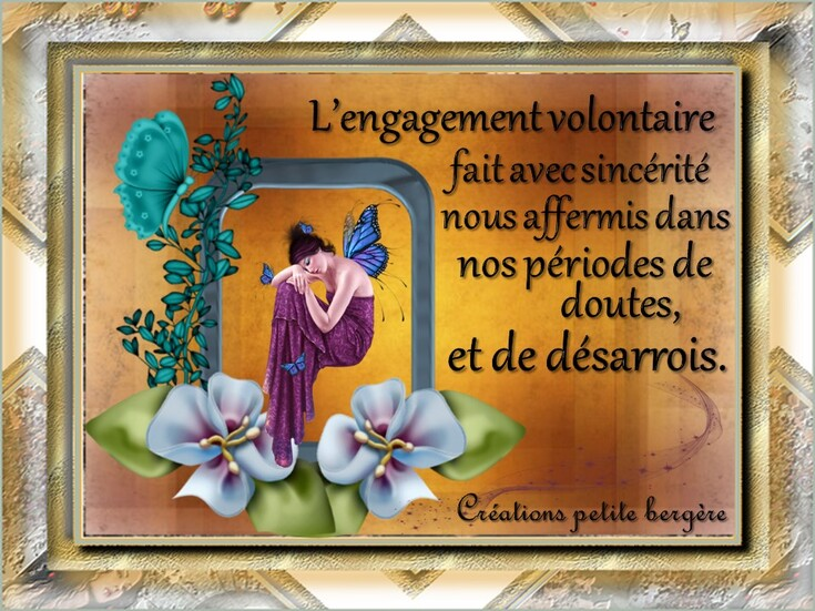L'engagement volontaire