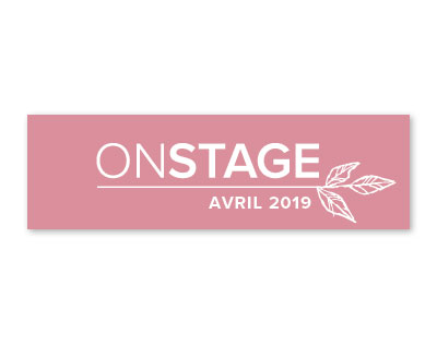 On Stage avril 2019 : mes swaps....