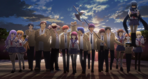 Angel Beats !