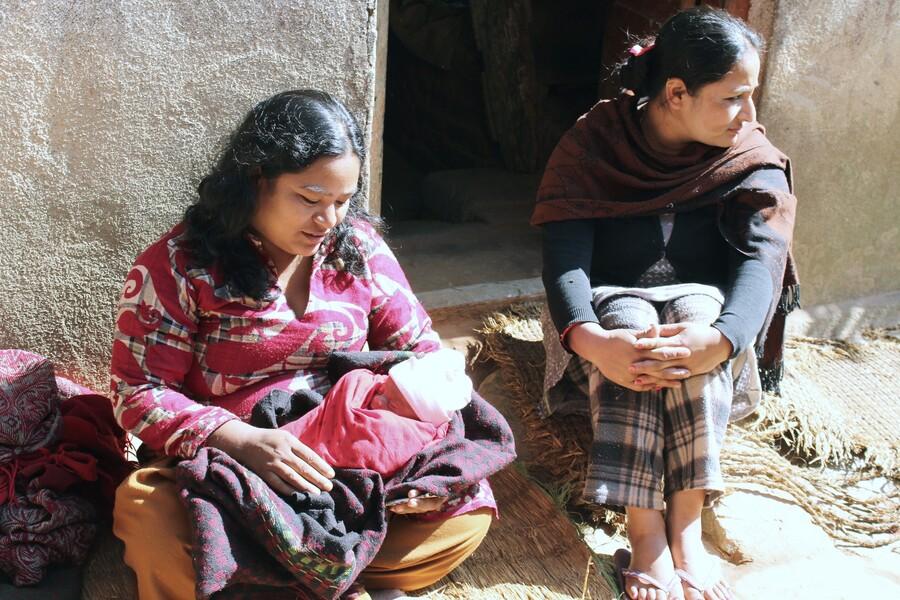 Népal - portraits et scènes de vie