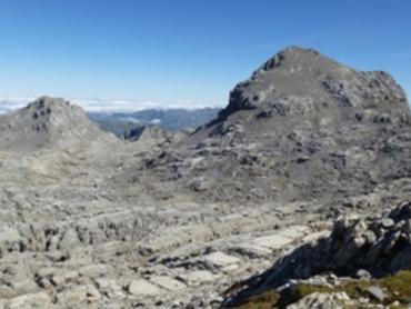 Pic du Soum Couy (2315m) et Pic d'Anie (2504m)
