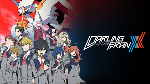 Darling in the Franxx VOSTFR
