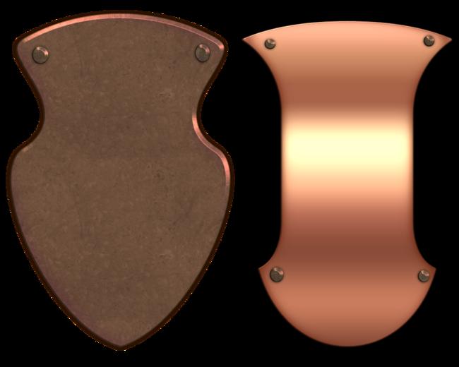 Plaques Métal no:8