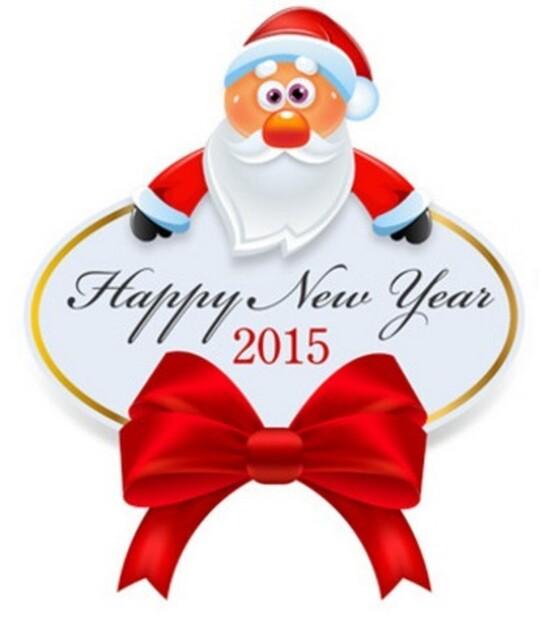 Bonne Année à Tous, Grands et Petits...