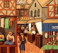 La rue sous l'Ancien Régime jusqu'au 19ème siècle