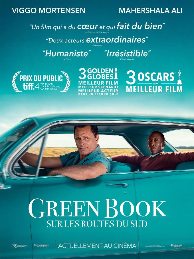 GREEN BOOK : SUR LES ROUTE DU SUD