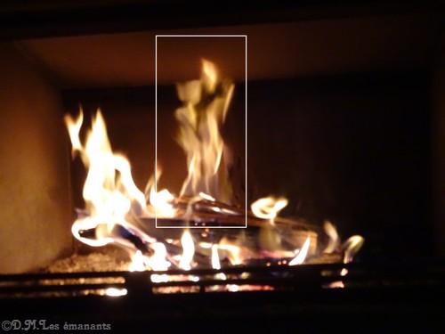 Le feu nous parle...les émanants