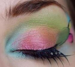 maquillages  des yeux