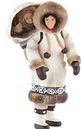 Autour des pôles, du grand froid
