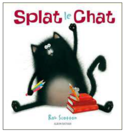 "PS / Exploitation pédagogique album ""Splat le chat"" de Rob Scotton"
